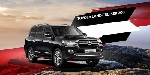 New 200 Series Toyota Land Cruisers - Rhd And Lhd - Diesel And Petrol